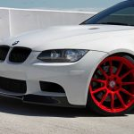 BMW M3 on HRE Wheels