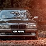 E38 BMW 750i by Vilner