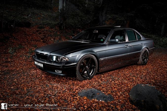 E38 Bmw 7 Series By Vilner Bmw Car Tuning