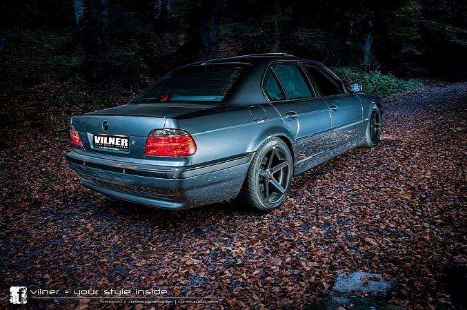 E38 BMW 750i by Vilner