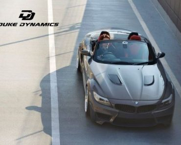 E89 BMW Z4 by Duke Dynamics