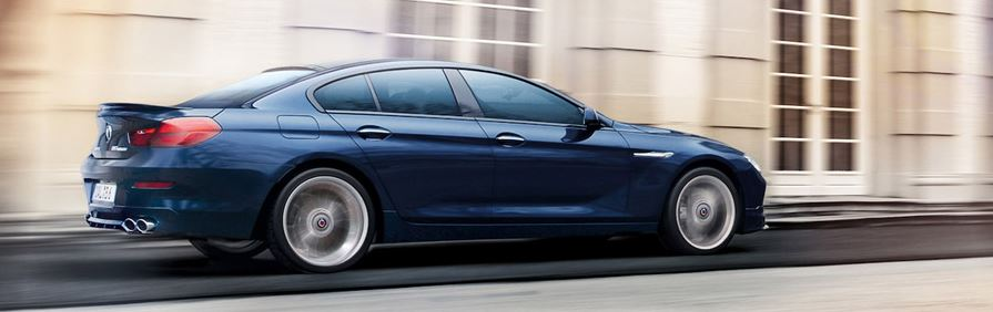 Alpina B6 Gran Coupe xDrive