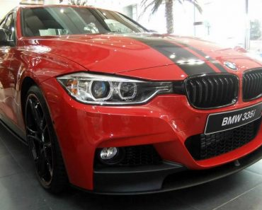 BMW 335i by Abu Dhabi Motors