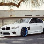 BMW M5 by SR Auto