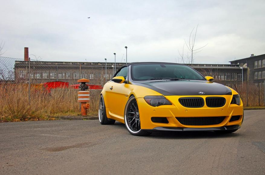 BMW M6 Convertible by FOSTLA.DE and PP-Performance