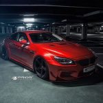 F13 BMW M6 by Prior Design