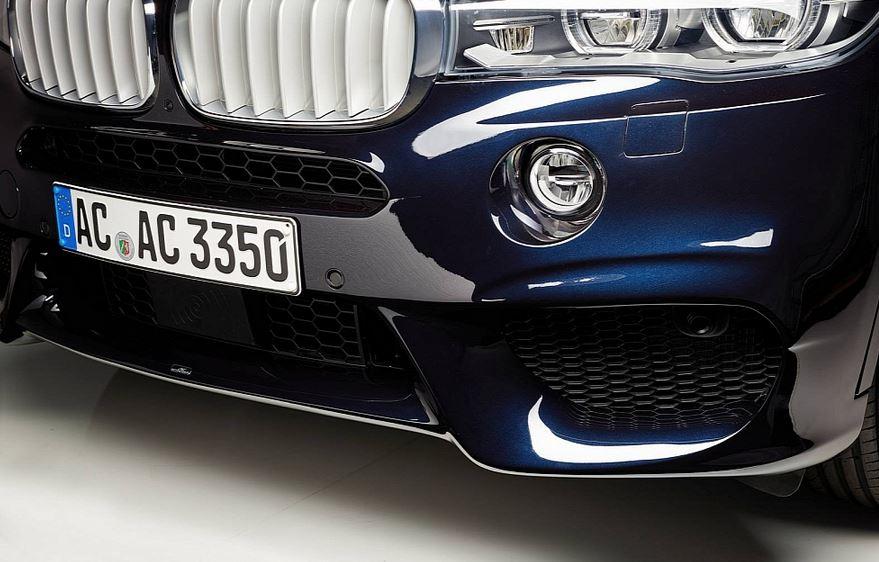 F15 BMW X5 M50d by AC Schnitzer