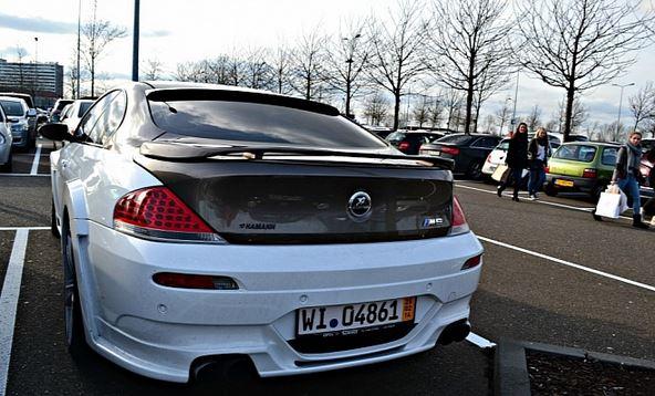 Hamann E63 BMW M6