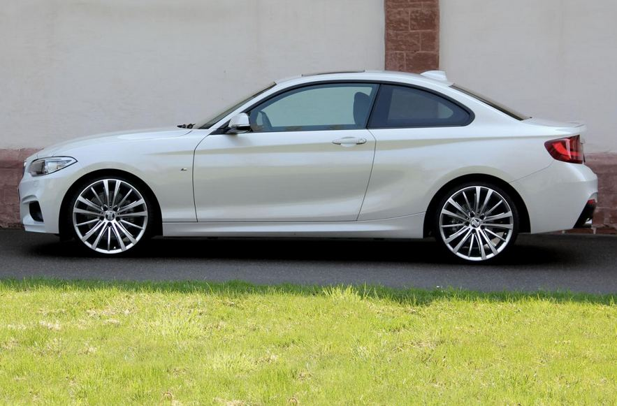 BMW 2 Series Coupe by Kelleners Sport