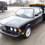 E21 BMW 3 Series Tow Truck Conversion