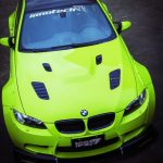 E92 BMW M3 by Liberty Walk and iPE