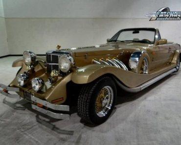 Gatsby BMW Cabriolet Custom