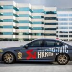 Akrapovic BMW M5