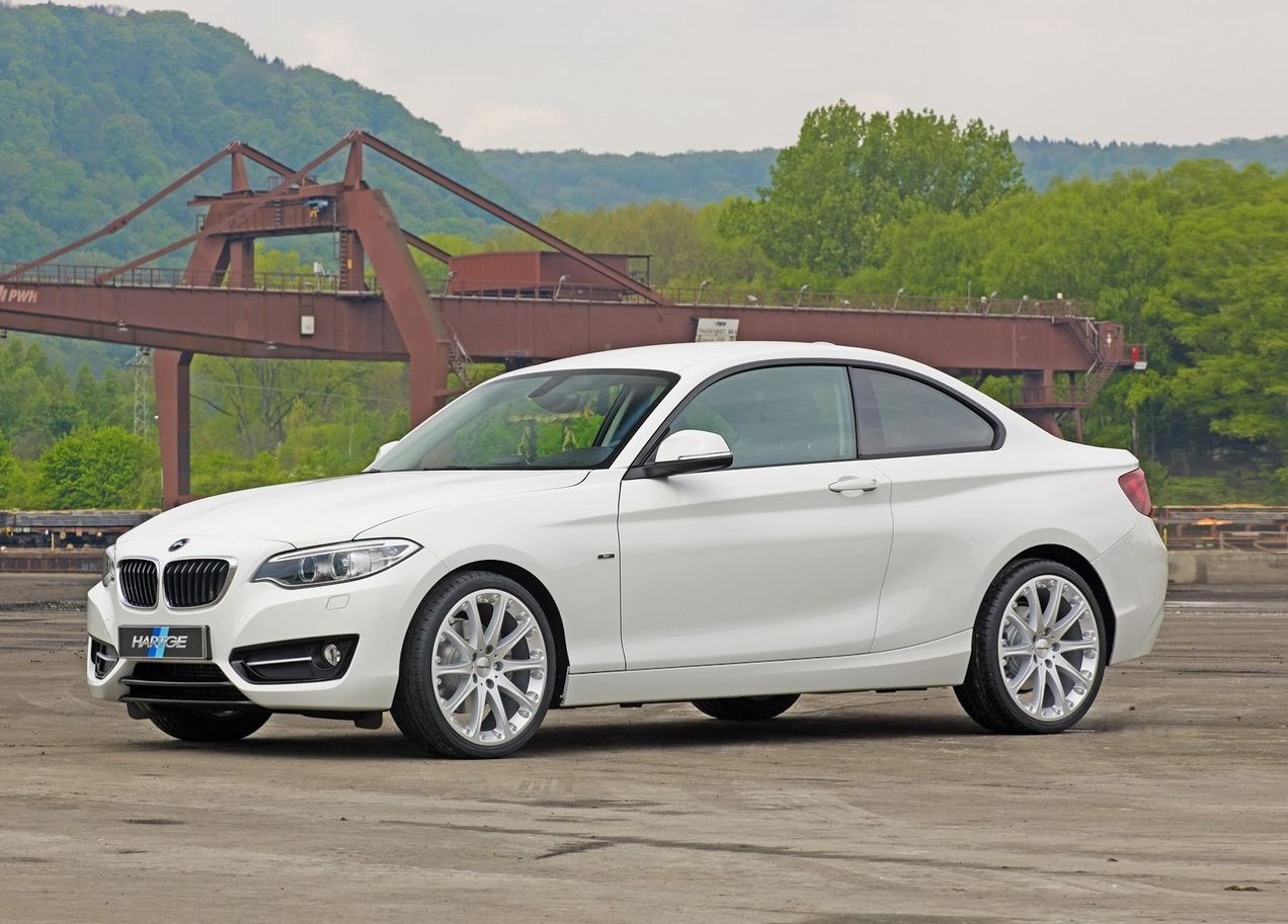 bmw 2 series coupe tuned by hartge bmw car tuning. Black Bedroom Furniture Sets. Home Design Ideas