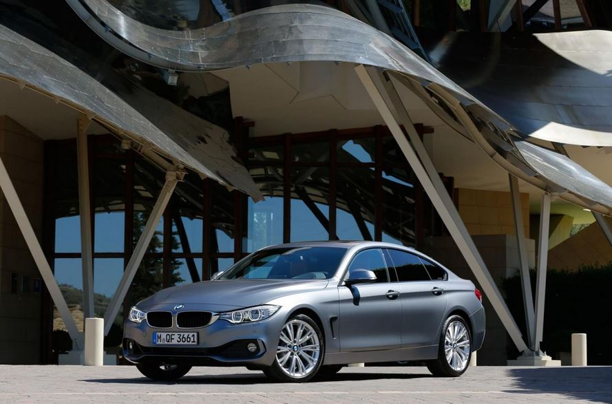 BMW 4 Series Gran Coupe by BMW Individual