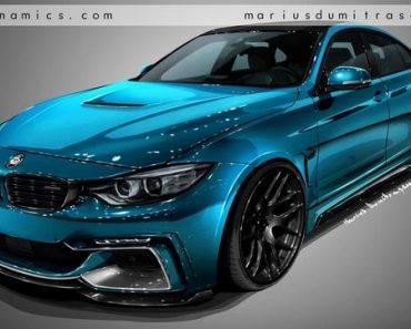 BMW 4 Series Gran Coupe by Duke Dynamics