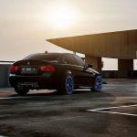 Carbon fiber E90 BMW M3