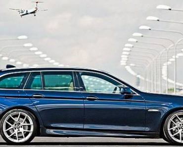 MM Performance F11 BMW 535i Touring