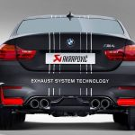Akrapovic BMW M4 exhaust system teaser