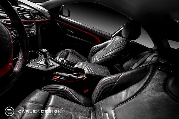 BMW 4 Series by Carlex Design