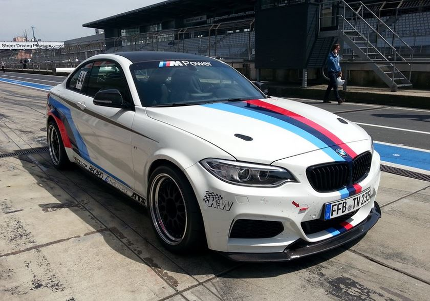 BMW M235i by Tuningwerk