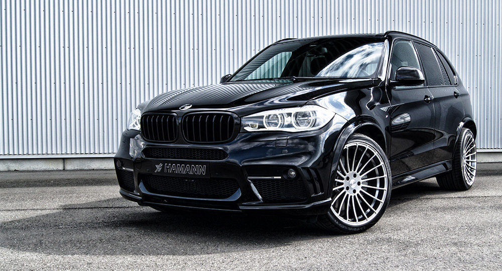 F15 BMW X5 by Hamann