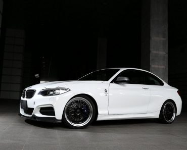 F22 BMW M235i by 3D Design