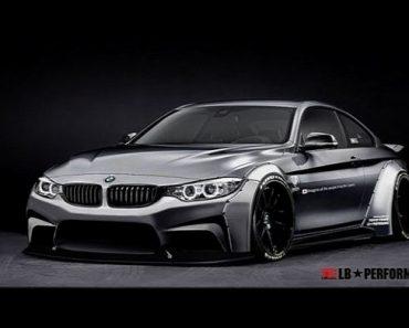 Liberty Walk BMW 4 Series