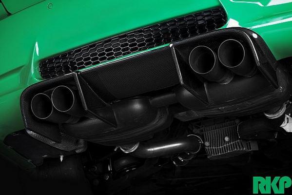 RKP Diffuser for E92/E93 BMW M3