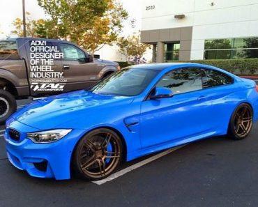 TAG Motorsport BMW M4 tune