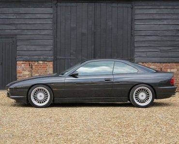 Alpina B12 Coupe for sale