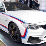 BMW M4 with M Performance parts