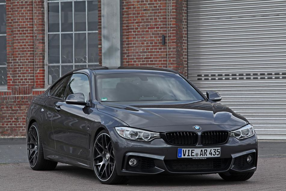 Bmw 435i By Best Tuning