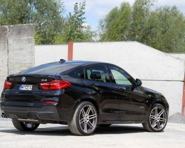 BMW X4 by Manhart