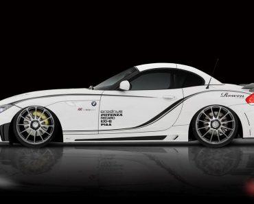 BMW Z4 by Rowen