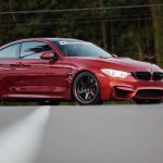 Sakhir Red BMW M4 by PSI