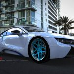 6Sixty wheels for BMW i8