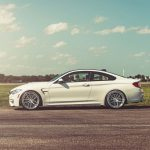 BMW M4 on ADV.1 wheels