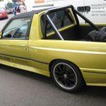 E30 BMW 3 Series pickup conversion