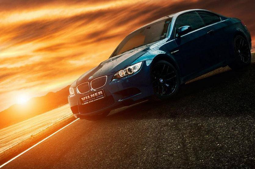 E92 BMW M3 by Vilner
