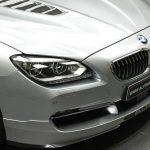 Alpina B6 Gran Coupe at Abu Dhabi