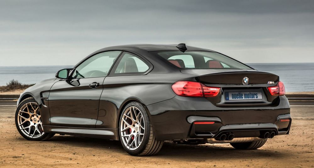 BMW M4 by Noelle Motors