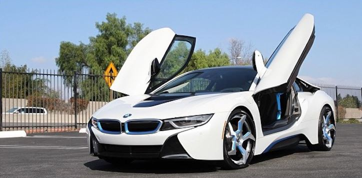 Exotic Euro Cars >> Forgiato Wheels For The Bmw I8 Bmw Car Tuning