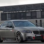BMW 550i by Fostla