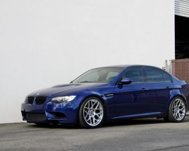 BMW M3 E90 by European Auto Source