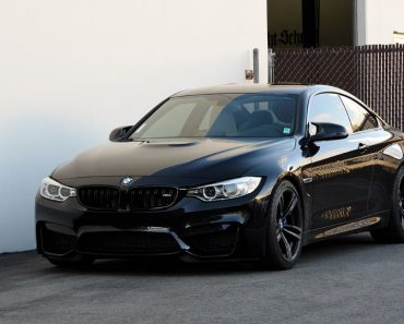 BMW M4 Black Sapphire by European Auto Source