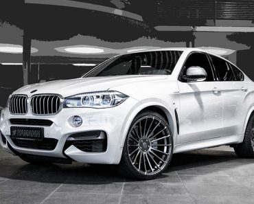 BMW X6 by Hamann