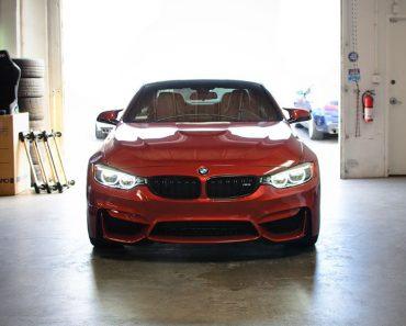 F82 BMW M4 by European Auto Source