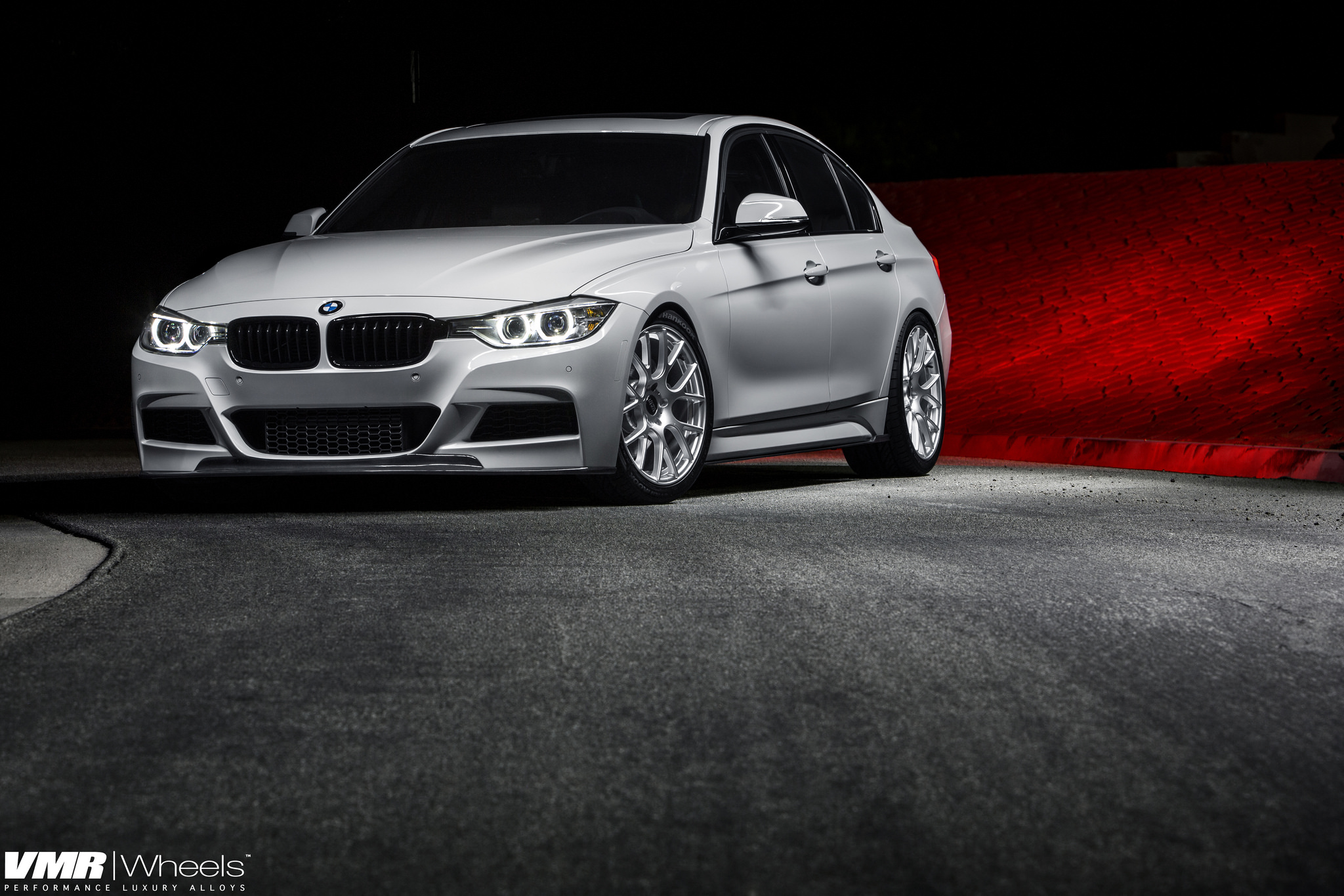 BMW 3-Series by VMR Wheels