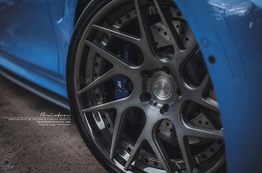BMW M4 by Brixton Wheels